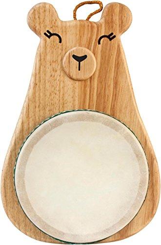 Green Tones / Award-Winning Momma Bear Drum with Mallet