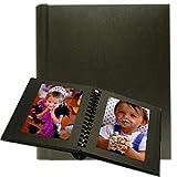 Professional PARADE black slip-in mat photo album for 36 prints - 4x5