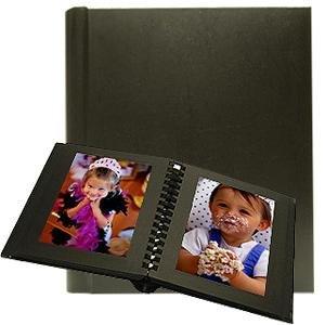 Amazoncom Professional Parade Black Slip In Mat Photo Album For