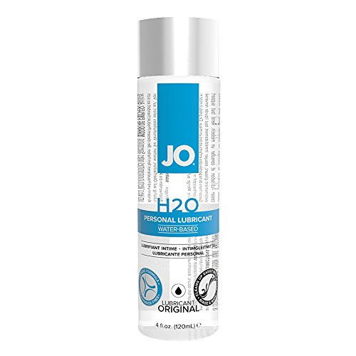 System Jo Personal H2o Lube, 4 Ounce