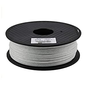 Wanhao 1.75mm White Marble 3D Printer Filament - By 3D Print World