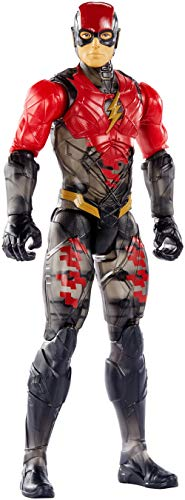DC Justice League Stealth Suit The Flash Figure