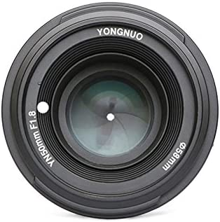Yongnuo YN 50mm F1.8 1:1.8 Standard Prime Lens by Pixco Auto Manual Focus AF MF for Nikon