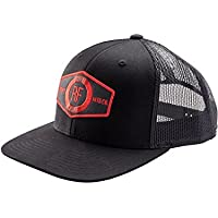 Race Face 10-4 MESH SNAP BACK HAT BLACK OSFA
