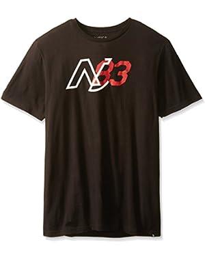 Men's Big-Tall N83 Graphic T-Shirt