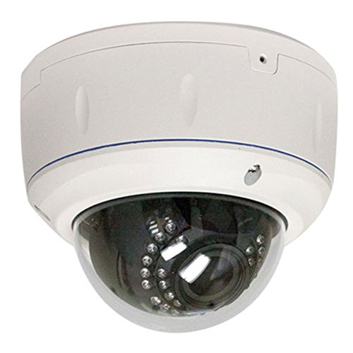 30 Pieces Infrared LED and 65-Feet IR Distance GW Security Inc GW-560HD-VD 1//3-Inch Color Sony CMOS Surveillance Security Camera 850 TV Lines 2.8 to 12mm Lens