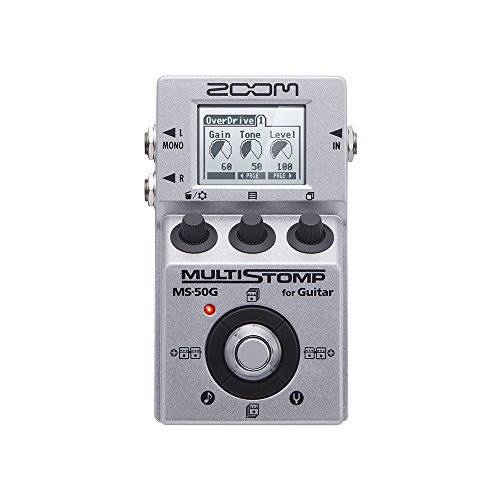 ZOOM MULTI STOMP MS-50G by Zoom Multistomp