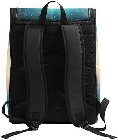 CANCAKA Backpack Abstract Apocalyptic Background Burning Exploding Planet bag