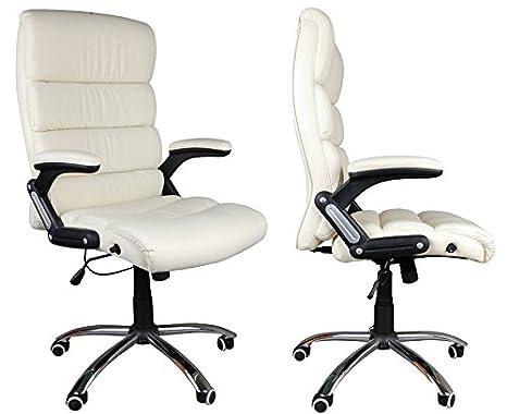Sedia Ufficio Elegante : Giosedio bsd poltrona elegante per ufficio sedile in pelle