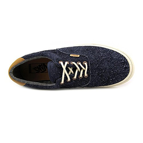 VANS Chaussures - Sneaker ERA 59 CA Hairy Suede Dress Blues