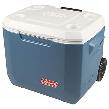 Coleman 50 Quart Xtreme® 5 Wheeled Cooler
