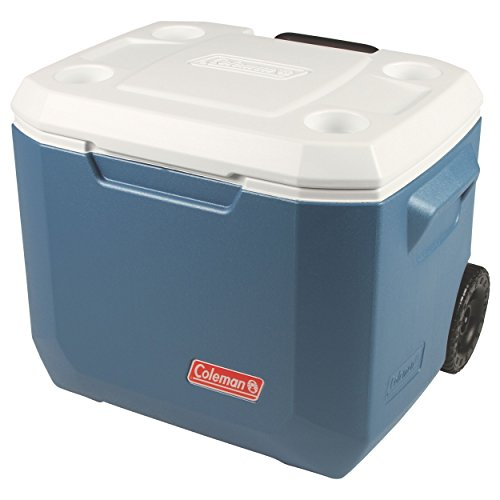 Coleman Portable Cooler with Wheels | Xtreme Wheeled Cooler, ()