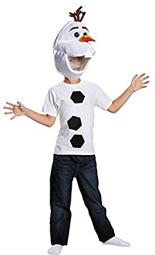 Disguise Olaf Accessory Child Costume Kit