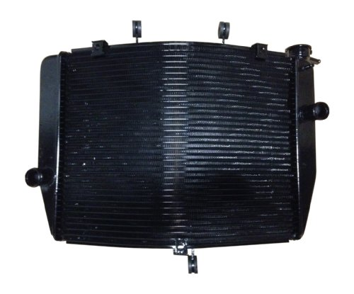 Ninja Radiator (KAWASAKI 2009 2010 2011 2012 ZX600 Ninja ZX-6R OEM REPLACEMENT RADIATOR (NEW))