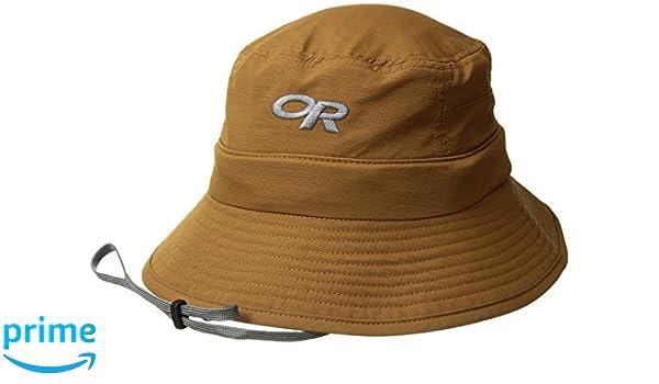 e585ef549dd Amazon.com   Outdoor Research Sombriolet Sun Bucket Hat