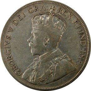 1936 Canadian Nickel ~~ Very ()