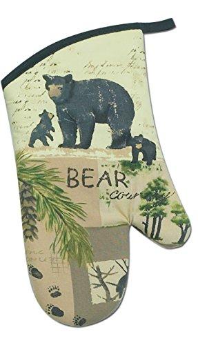 Kay Dee Linens (Kay Dee Designs R0765 Wilderness Trail Bear Oven Mitt)