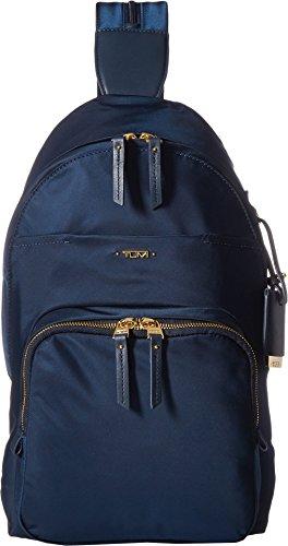 Tumi Women's Voyageur Nadia Convertible Backpack/Sling Ocean Blue