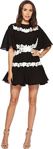 Keepsake The Label Women's All Mine Mini Dress Black MD (US 4-6)