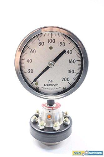 02l 200 Psi Pressure Gauge - 8