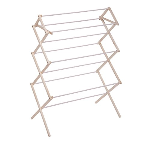 24' Wood Rack Bars (Wood Knockdown Drying Rack)