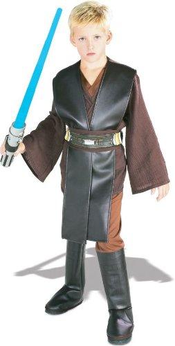 [Anakin Skywalker Child Costume (Medium)] (Young Anakin Costume)