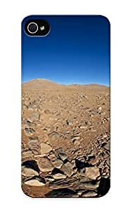 Hot Chilian Desert First Grade Tpu Phone Case For Iphone 5/5s Case Cover