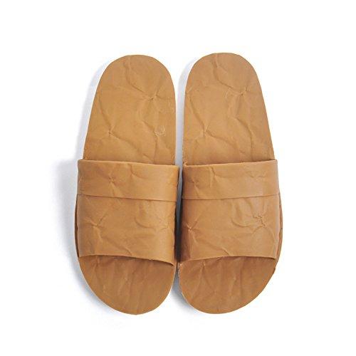 di soft antiscivolo bagno pantofole home elegante balneazione di e fondo coppie 42~43 uomini chiaro coperta marrone femmina colore nbsp;Cool semplice nordico home Fankou estiva pantofole twCXqWv