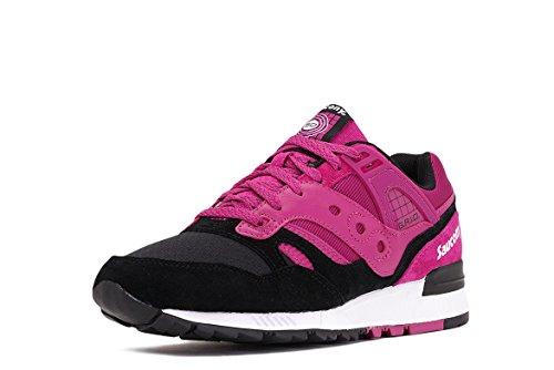 scarpe Uomo Saucony grid sd basse sneakers s702244