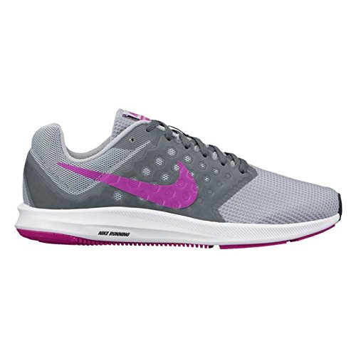 f4cf6c4b096e Galleon - Downshifter 7 Ladies Running Shoes - Cool Grey
