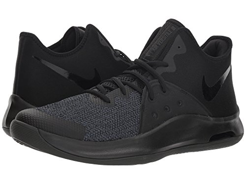 Noir Air Iii black Nike Anthracite Versitile Basketball Chaussures Adulte 002 Mixte De 8qwSaO