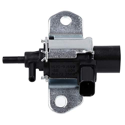 (ECCPP Intake Manifold Runner Control Valve Solenoid Fit for 05-08 Ford Escape Mercury Mariner Mazda Tribute 04-11 Ford Focus 06-09 Mercury Mariner Ford Fusion 04-08 Mazda 6)