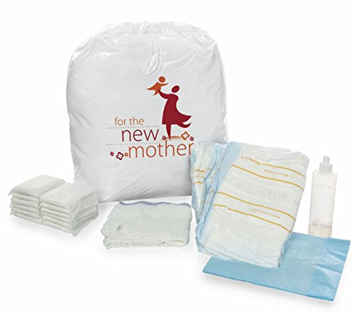 medline DYKD200COLM1A Select Maternity Kit (Pack of 8)