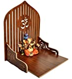 7CR Art and Craft Wooden Temple
