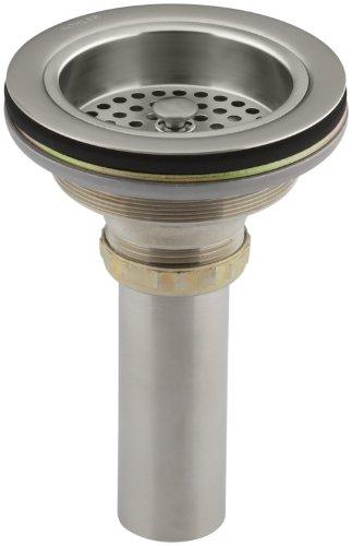 (KOHLER K-8801-BN Duostrainer Sink Strainer, Vibrant Brushed Nickel)