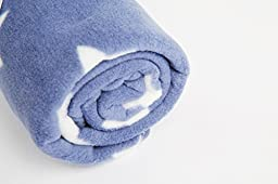 LUXEHOME Ultra Soft Polar Fleece with Anti-pilling Blanket, Set of 3