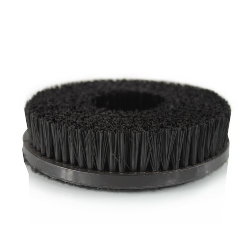 - Chemical Guys Acc_201_Brush_C Carpet Brush with Hook and Loop Attachment