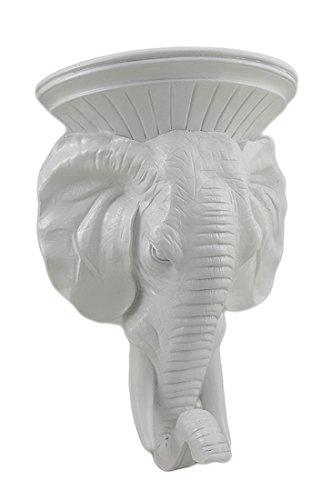 resin elephant head - 7