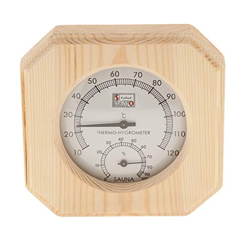 Meter Wood - DYNWAVE Wood Sauna Thermometer and Moisture Meter