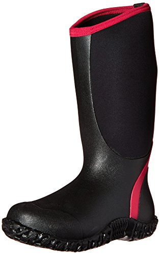 LaCrosse Women's Alpha Lite Rubber Knee Boot - Black/Pink...