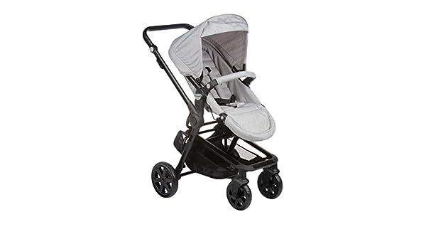 Nurse City 3 Piezas - Sistema modular de silla de paseo y capazo, color soft perla mix: Amazon.es: Bebé