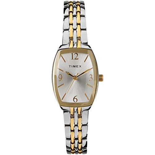 Timex Women's Dress Analog 21mm Bracelet Watch