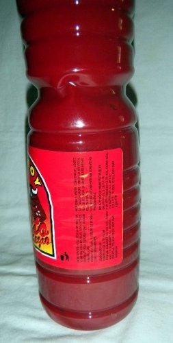 El Torito Regio Chamoy Sauce for Fruit - Salsa Picante Botanera 1Liter Each by El Torito Regio (Image #1)'