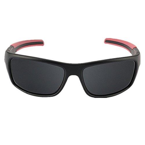 Polarizadas Libre de Deportivas Aire KTYX para De Al Sol De Gafas Sol Sol Color Gafas Montar Gafas Red Green 7Ip6R
