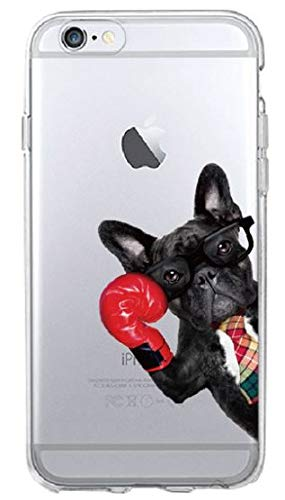 coque iphone 8 bulldog