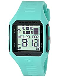 Rip Curl Women's A1126G-MIN Maui Mini Tide Digital Display Quartz Green Watch