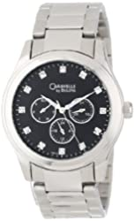 Caravelle by Bulova Men's 43C111 Crystal Watch