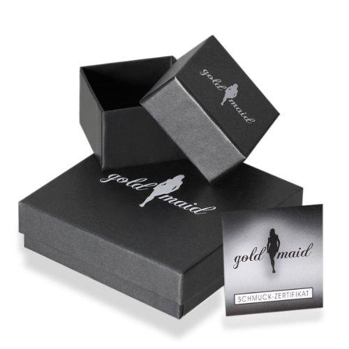 Goldmaid - Pa R685S - Bague Femme - Argent 925/1000 8.3 gr
