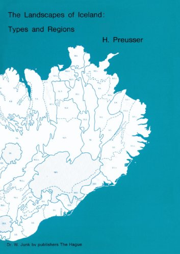 The Landscapes of Iceland: Types and Regions