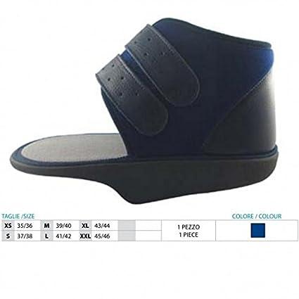 Zapato posquirúrgico en Talo con velcro diferentes tallas Emo talla m (33-38) PMLnBgS